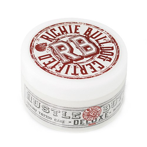 Hustle Butter Deluxe 150 Gramm Tattoopflege Vegan Tattoo Care