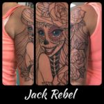 Jack Rebel Tattoo