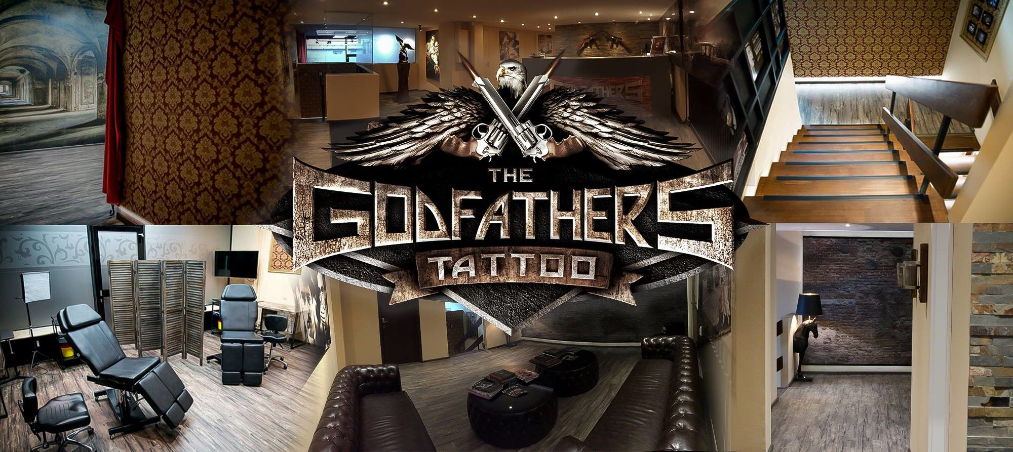Tattoostudios Nürnberg Godfather's Tattoo Header