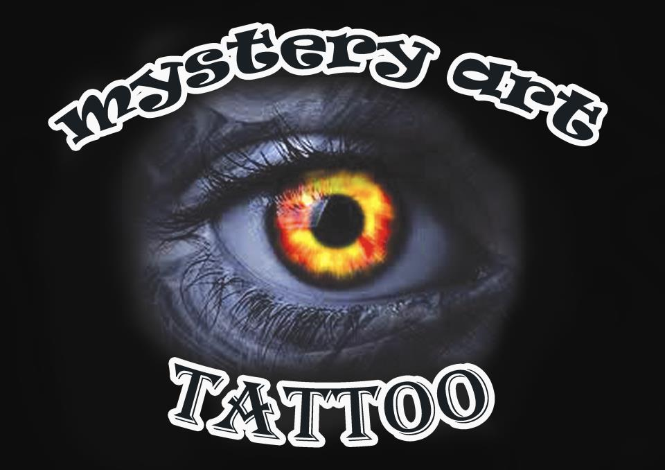 Tattoostudios Nürnberg Mystery Art Tattoo Header