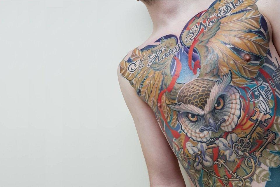 Tattoostudios Nürnberg Stichhaltig Headerbild